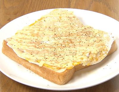 男子ごはん レシピ 作り方 国分太一 栗原心平 ハムチーズエッグトースト