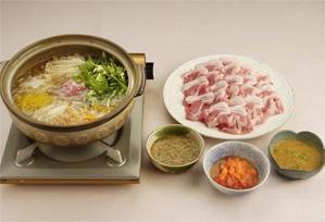 上沼恵美子のおしゃべりクッキング レシピ 作り方 新年鍋 シャキシャキ野菜の豚しゃぶ