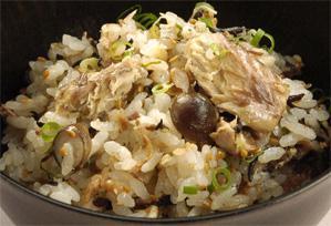 上沼恵美子のおしゃべりクッキング レシピ 作り方 缶詰 サバ缶の炊き込みご飯