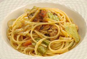 上沼恵美子のおしゃべりクッキング レシピ 作り方 缶詰 さば缶のトマトスパゲッティ