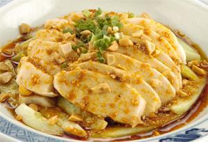 上沼恵美子のおしゃべりクッキング レシピ 作り方 サラダチキンでよだれ鶏