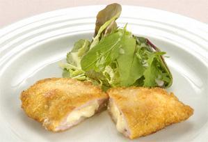 上沼恵美子のおしゃべりクッキング レシピ 作り方 発酵食品 生ハムとチーズのミルフィーユカツ