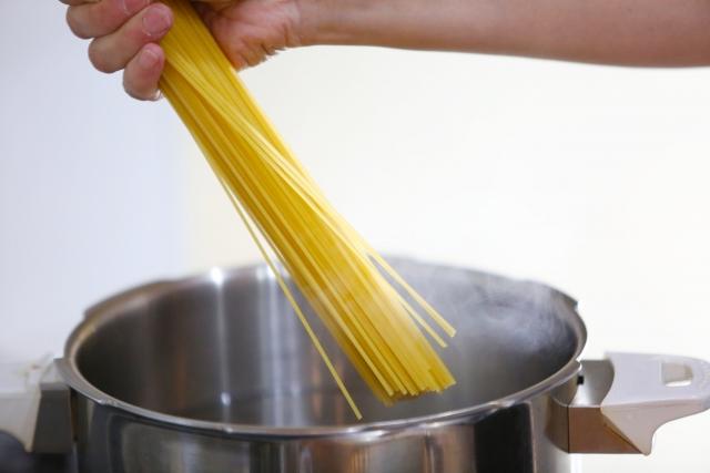 世界一受けたい授業 コナン君と料理の新常識を学ぶ パスタ