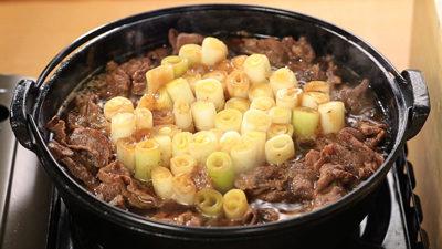 相葉マナブ なるほどレシピ 旬の産地ごはん 作り方 材料 千葉 ねぎ すき焼き