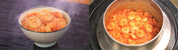 相葉マナブ なるほどレシピ 旬の産地ごはん 作り方 材料 9月23日 釜1グランプリ エビチリ釜飯
