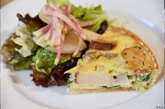 青空レストラン レシピ 作り方 2月9日 豆腐 島根県 真砂の豆腐 キッシュ 燻製豆腐