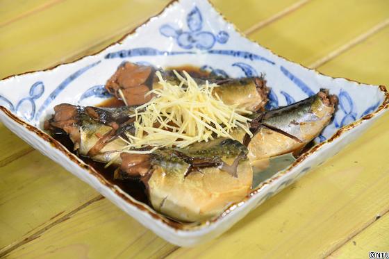青空レストラン レシピ 作り方 2月16日 寒サバ 煮付け