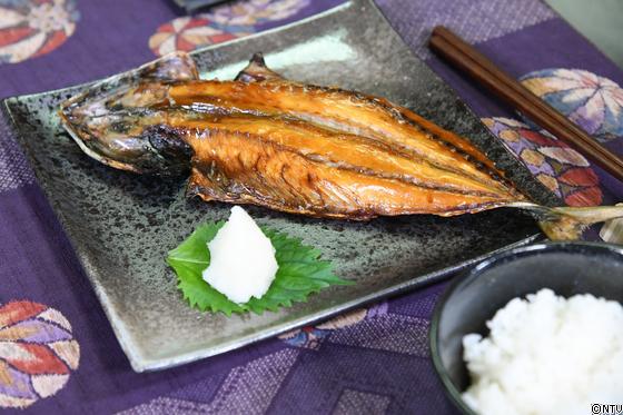 青空レストラン レシピ 作り方 2月16日 寒サバ サバの開き