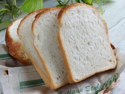 教えてもらう前と後 高級食パン 食パン保存方法 パサパサパンのよみがえり術