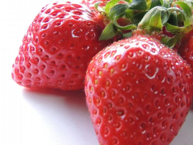 教えてもらう前と後 最強イチゴ イチゴ酢 虫歯予防 ダイエット ウエスト減