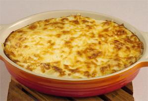 上沼恵美子のおしゃべりクッキング レシピ 作り方 麺料理 ギリシャ風マカロニグラタン