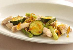 上沼恵美子のおしゃべりクッキング レシピ 作り方 簡単スピードメニュー 鶏と桜海老のソテー