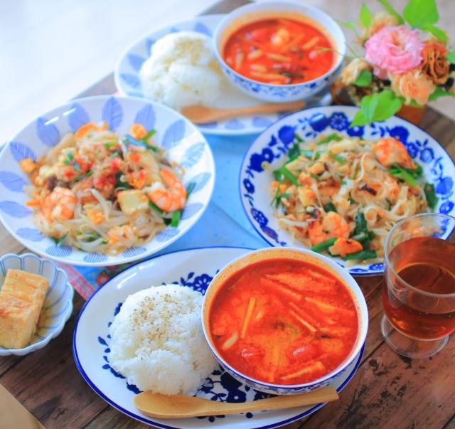 スッキリ レシピ 小倉優子 ゆうこりん 家庭でできるタイ料理