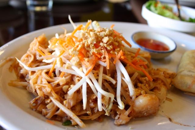 スッキリ レシピ 小倉優子 ゆうこりん 家庭でできるタイ料理 パッタイ タイ風焼きそば うどん