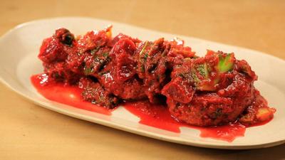相葉マナブ なるほどレシピ 旬の産地ごはん 作り方 材料 新顔野菜 煮込みハンバーグ
