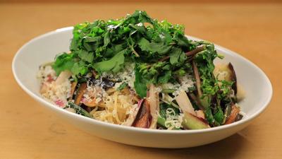 相葉マナブ なるほどレシピ 旬の産地ごはん 作り方 材料 新顔野菜 パスタ