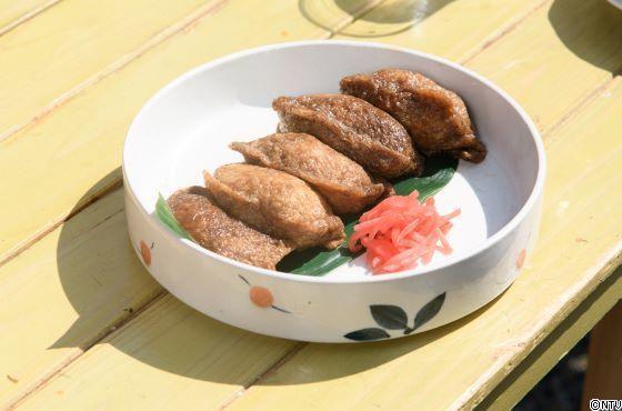 青空レストラン レシピ 作り方 3月16日 東京江東区 宮崎商店 玉砂糖 いなり寿司