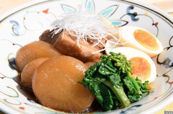 青空レストラン レシピ 作り方 3月16日 東京江東区 宮崎商店 玉砂糖 角煮