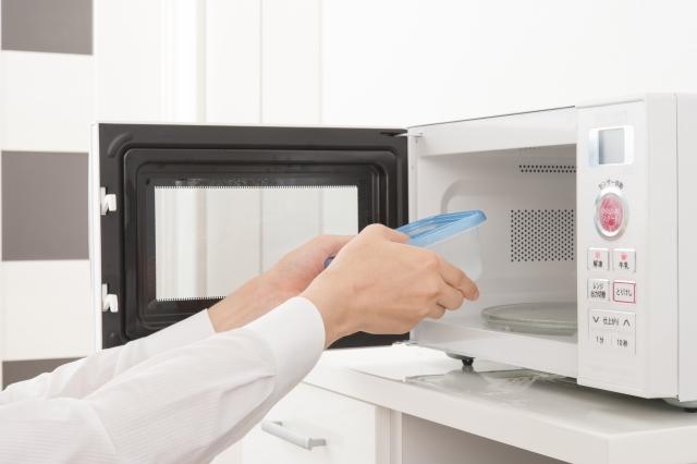 教えてもらう前と後 電子レンジ技 冷凍ご飯 保存方法 レンチン調理 鍋なしカレー