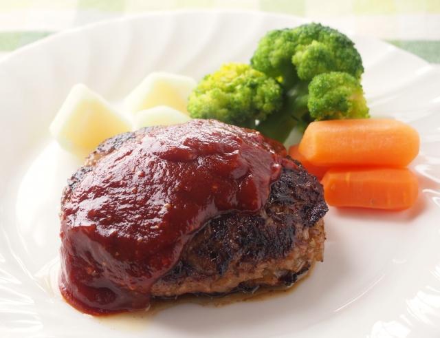 名医のTHE太鼓判 肉ダイエット 肥満改善 悪玉コレステロール ハンバーグの作り方