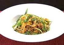 オーソレミーヨ レシピ ハイヒールモモコ 簡単 3月2日 肉じゃがとオレンジのアーリオオーリオ