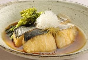 上沼恵美子のおしゃべりクッキング レシピ 作り方 春の魚介 鰆と菜の花の生姜煮