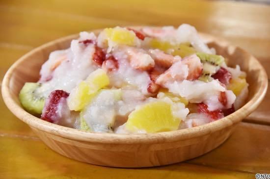 青空レストラン レシピ 作り方 4月13日 春掘り長芋 長芋のきんとんのフルーツあえ
