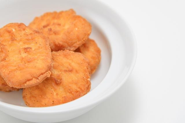 キャストレシピ 節約クッキング 鶏むね肉でチキンナゲット