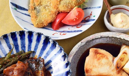 男子ごはん 国分太一 栗原心平 お取り寄せ 定番魚料理 サバの味噌煮 アジフライ メカジキの照り焼き