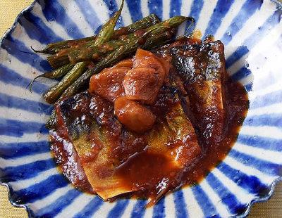 男子ごはん 国分太一 栗原心平 お取り寄せ 定番魚料理 サバの味噌煮