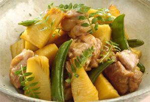 上沼恵美子のおしゃべりクッキング レシピ 作り方 たけのこと鶏の照り煮