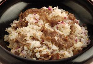 上沼恵美子のおしゃべりクッキング レシピ 作り方 ワンコイン 牛肉の混ぜずし