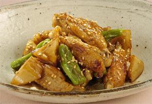 上沼恵美子のおしゃべりクッキング レシピ 作り方 簡単スピードメニュー 手羽中の黒酢照り焼き