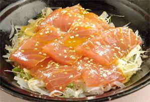 上沼恵美子のおしゃべりクッキング レシピ 作り方 簡単スピードメニュー 漬けマグロの黄身醤油がけ