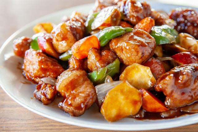 ヒルナンデス 酢豚 木金レシピ 週末を乗り切る 簡単レシピ 余り物