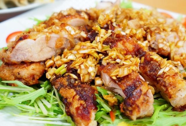 ヒルナンデス レシピ 料理の超キホン検定 作り方 材料 油淋鶏