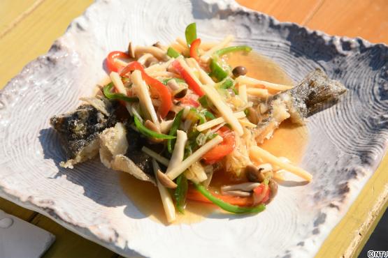 青空レストラン レシピ 作り方 5月4日 茨城県 マコガレイ から揚げ