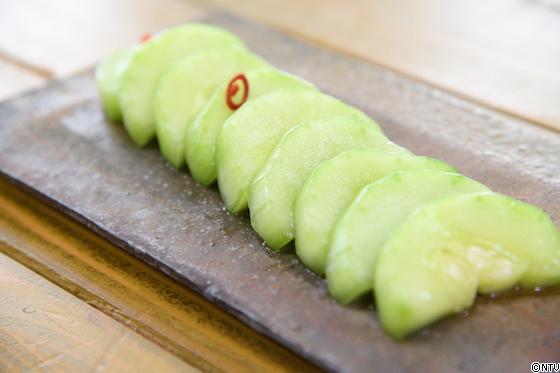 青空レストラン レシピ 作り方 5月11日 加賀野菜 加賀太きゅうり 浅漬け