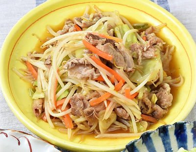 男子ごはん レシピ 作り方 国分太一 栗原心平 定番料理 炒め物 肉野菜炒め