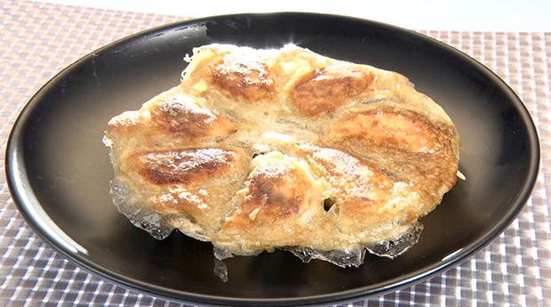魔法のレストラン 鶏のコリコリ餃子 エスサワダ ミシュランシェフ