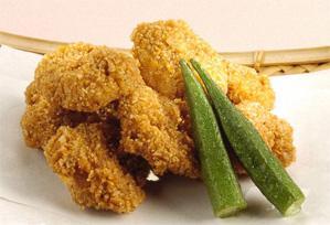 上沼恵美子のおしゃべりクッキング レシピ 作り方 鶏のおかき揚げ