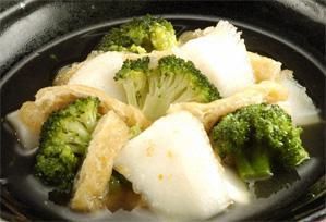 上沼恵美子のおしゃべりクッキング レシピ 作り方 スピードメニュー いかとブロッコリーの煮もの