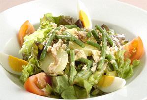 上沼恵美子のおしゃべりクッキング レシピ 作り方 サラダ じゃがいもとインゲンのサラダ