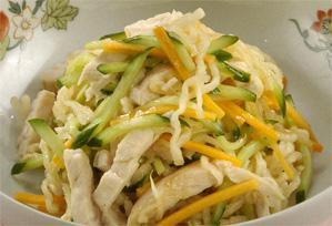 上沼恵美子のおしゃべりクッキング レシピ 作り方 サラダ 切り干し大根とささみのサラダ