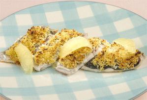 上沼恵美子のおしゃべりクッキング レシピ 作り方 白身魚の煮込み レモン風味