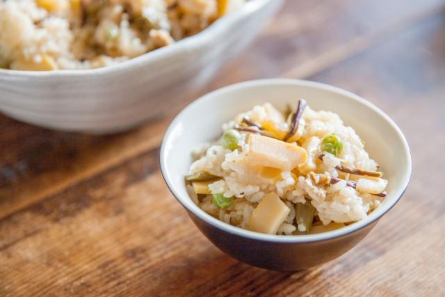 ヒルナンデス 木金レシピ 作り方 炊き込みご飯 ポン酢