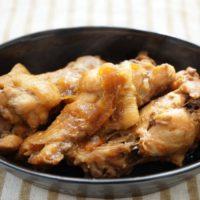あさイチ 作り方 材料 レシピ お酢 手羽元の煮込み