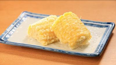 相葉マナブ なるほどレシピ 旬の産地ごはん 作り方 材料 とうもろこし 天ぷら