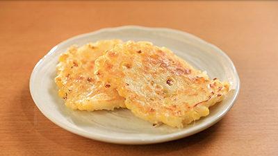 相葉マナブ なるほどレシピ 旬の産地ごはん 作り方 材料 とうもろこし チーズおやき