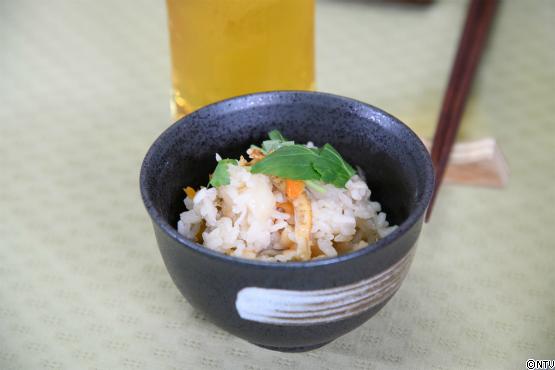青空レストラン レシピ 作り方 6月8日 ホタテ 炊き込みご飯